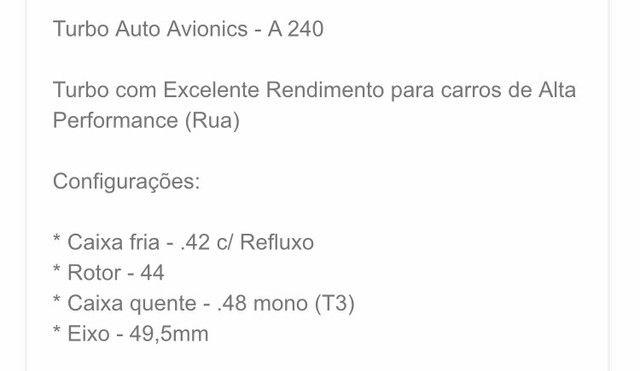 TURBINA AUTOAVIONICS .42/.48 - Foto 5