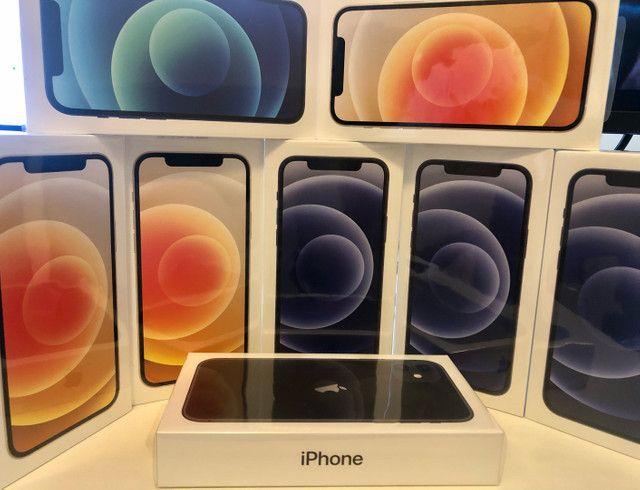 Iphone 12 128 GB Apple Novo Lacrado - Foto 2