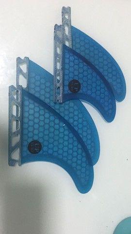 Vendo jogo de quad quilhas filter fins - Foto 3