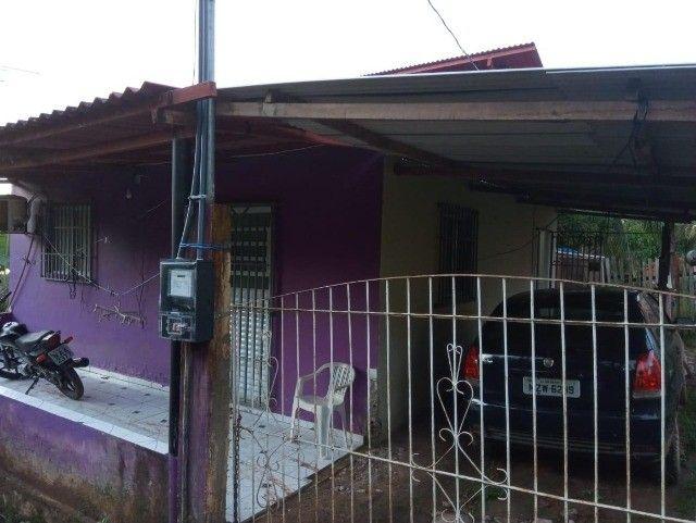 Vende-se uma casa de alvenaria tamanho 7x7 no Bujari. - Foto 2