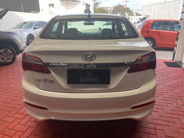 Hyundai HB20S 1.0 UNIQUE - Foto 6