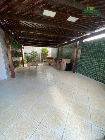 Casa com 3 dormitórios à venda, 170 m² por R$ 550.000,00 - Porto das Dunas - Aquiraz/CE - Foto 9