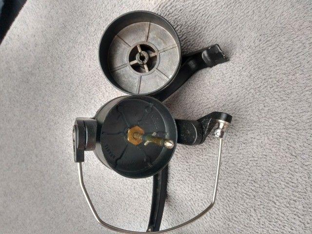 Molinete Mariner 771 Super, uma raridade em excelentes condições - Foto 4