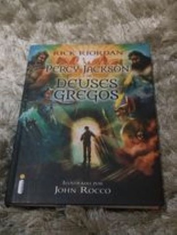 Livros Percy Jackson - Rick Riordan - Foto 4