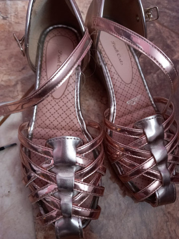 Sapatos femininos infantil