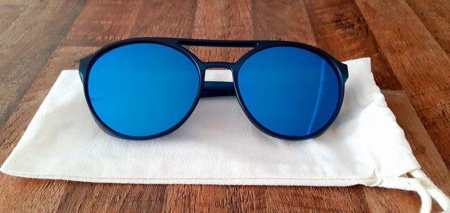 Óculos de sol Alok Retrô  - Foto 4