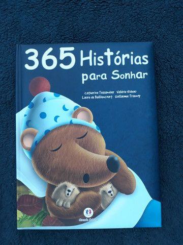 Kit com 3 Livros Histórias para Sonhar - Foto 4