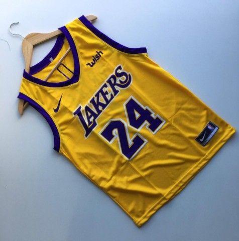 Regata NBA Lakers/ Bulls/ Warriors/ Celtics - Foto 3