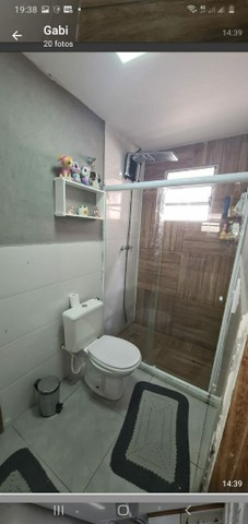 Vendo casa linear R$ 410.000,00 em condomínio Vargem Grande - Foto 7