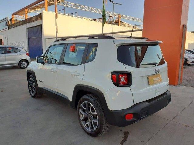 RENEGADE 2019/2020 1.8 16V FLEX LONGITUDE 4P AUTOMÁTICO - Foto 2