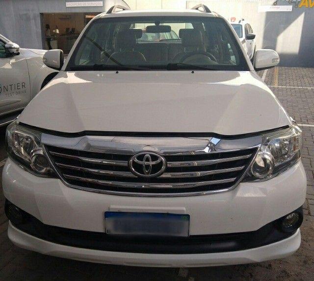 Toyota Hylux SW4 SR 5 Lugares Flex Automática - Novíssima !!!!  - Foto 3