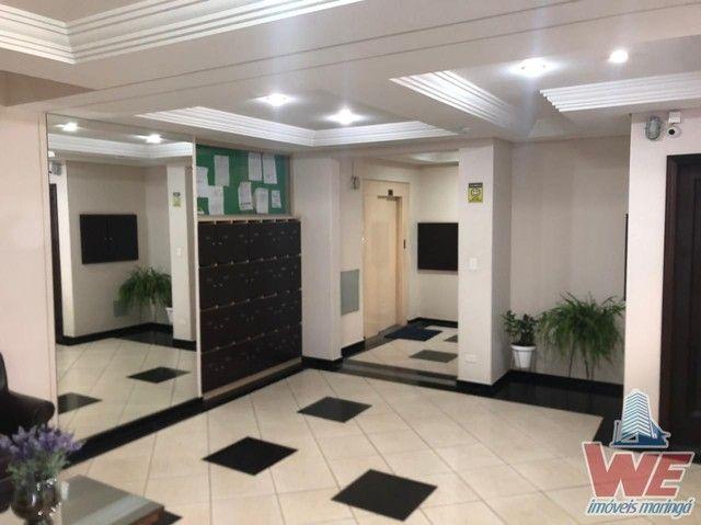 LOCAÇÃO | Apartamento, com 2 quartos em Zona-07, Maringá - Foto 3