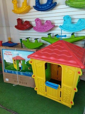 Casinhas Coloridas Infantis - A pronta entrega para sua área kids - Foto 4
