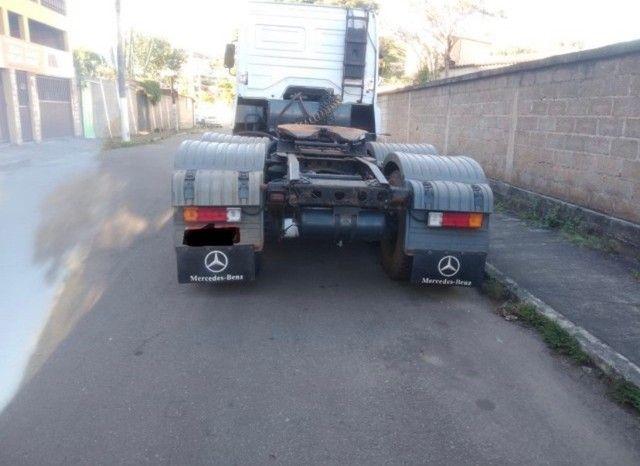 Caminhão axor 2544 ano 2010 - Foto 2
