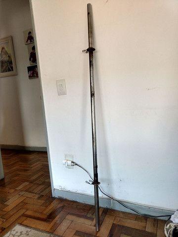 Barra supino cromada 1,50 cm - Foto 3