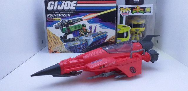 Veículo Stellar Stilleto - F.E.R.A G.I.Joe/Comandos em Ação/Cobra - Hasbro (Epic Toys) - Foto 5