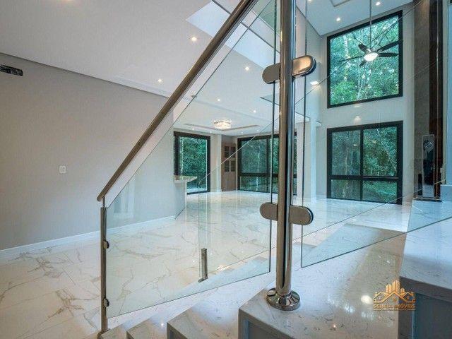 SCHELL IMÓVEIS vende, casa com 3 dormitórios (sendo 2 suítes), 348m² por R$ 3.300.000 - Ma - Foto 6