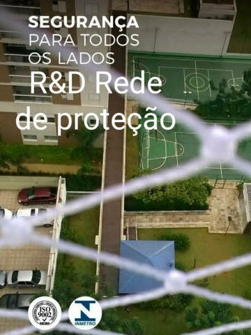 Rede de  proteção  - Foto 4