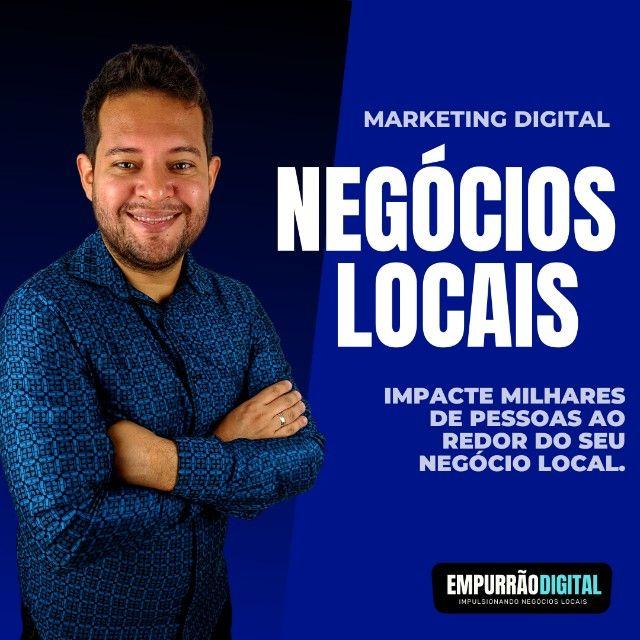 Negócios Locais - Marketing Digital - Google Ads, Facebook Ads, LinkedIn Ads