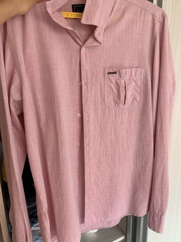 Camisa de linho Mr. Jones