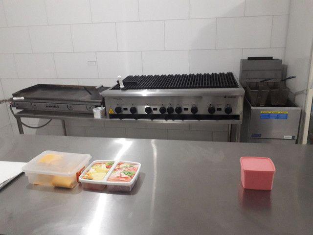 Vendo hambúrgueria completa  - Foto 2