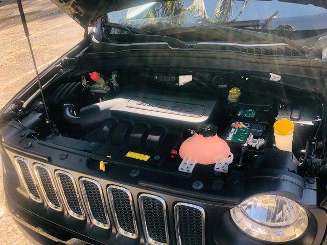 Jeep Renegade Longitude 1.8 Flex Automático - Foto 18