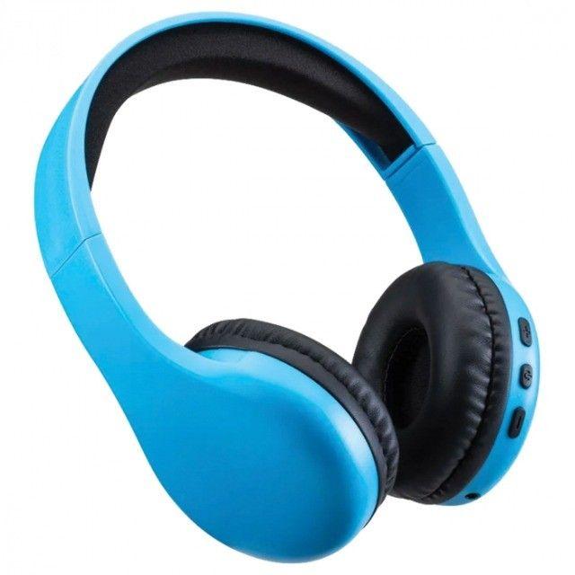 headphone bluetooth joy p2 azul ph310 - Foto 4