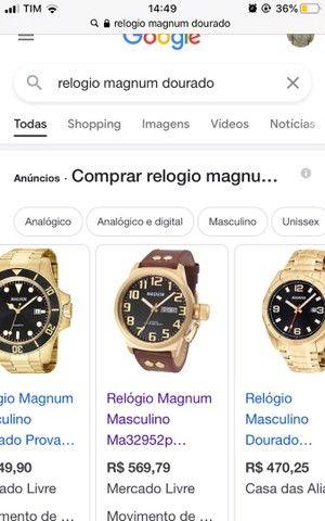 Relogio Magnum original  - Foto 2