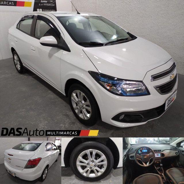 Chevrolet Prisma LTZ 1.4 2014 - Baixa Km