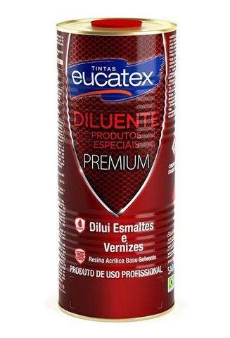Aguarrás 900ml  Eucatex