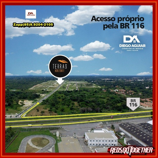 Loteamento Terras Horizonte !!! - Foto 10