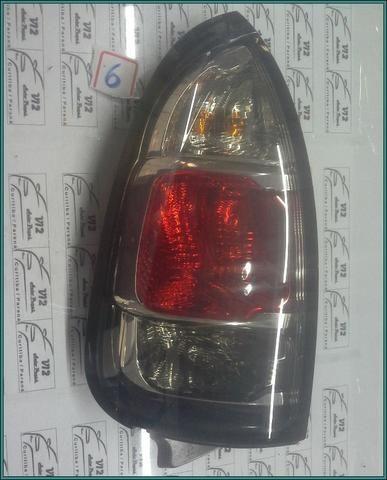 Lanterna traseira esquerda Citroen Aircross