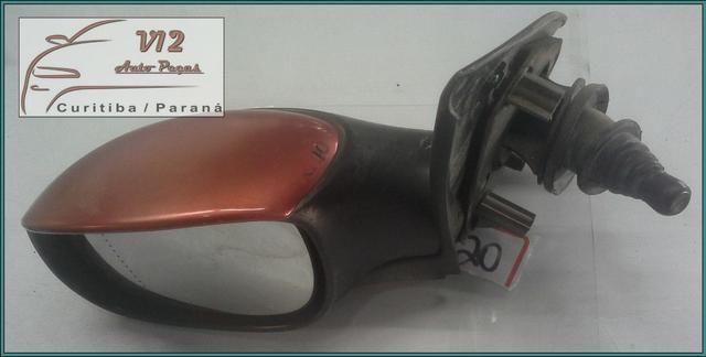 Retrovisor Esquerdo Peugeot 206 MAnual