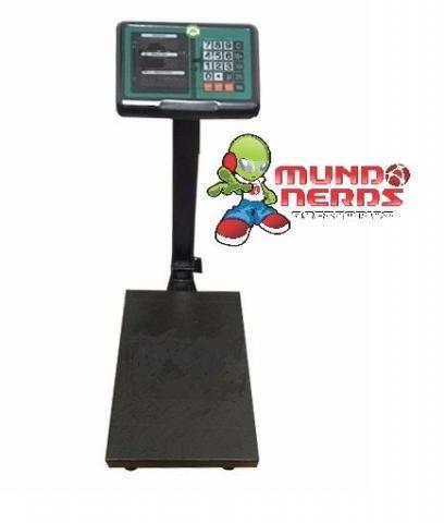 Balança Digital comercial de Plataforma 150 Kilos Bivolt A Bateria em são luis ma