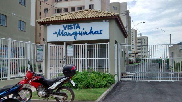 Apartamento térreo em Manguinhos