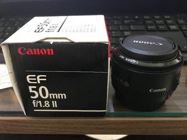 Lentes Canon (somente venda)