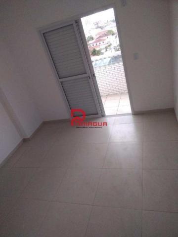 Apartamento para alugar com 3 dormitórios em Guilhermina, Praia grande cod:376 - Foto 6