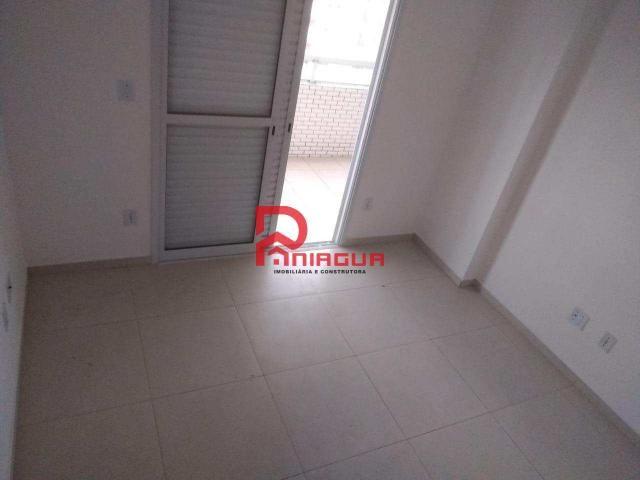 Apartamento para alugar com 3 dormitórios em Guilhermina, Praia grande cod:376 - Foto 9