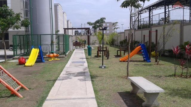 Apartamento com 2 dormitórios à venda, 49 m² por r$ 173.000 - vila tesouro - são josé dos  - Foto 14