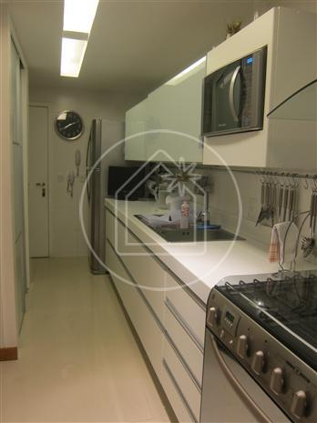 Apartamento à venda com 4 dormitórios em Barra da tijuca, Rio de janeiro cod:799061 - Foto 14