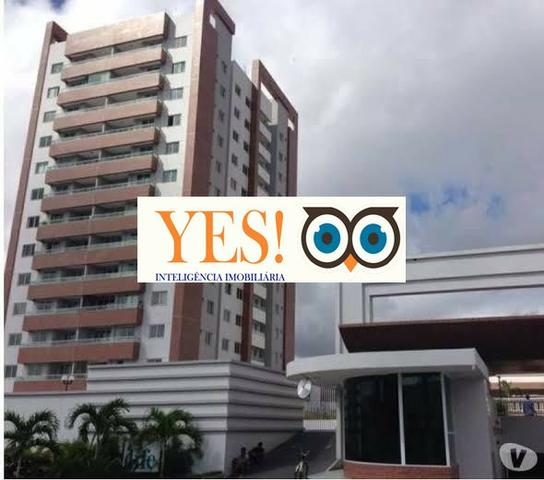 Apartamento 3/4 para Aluguel no Senador Life - Olhos D´Agua - Foto 3