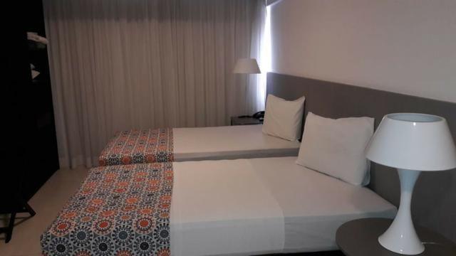 Flat Mobiliado para Venda Finamente Decorado - Hotel Executive