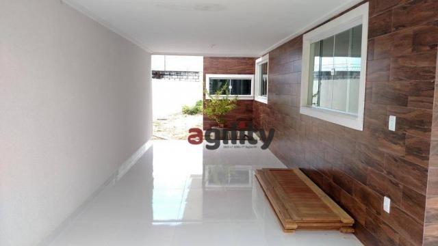 Casa com 3 dormitórios à venda, 234 m² por r$ 495.000,00 - parque das nações - parnamirim/ - Foto 2