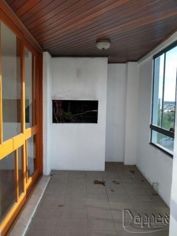 Apartamento à venda com 3 dormitórios em Pátria nova, Novo hamburgo cod:17529 - Foto 3