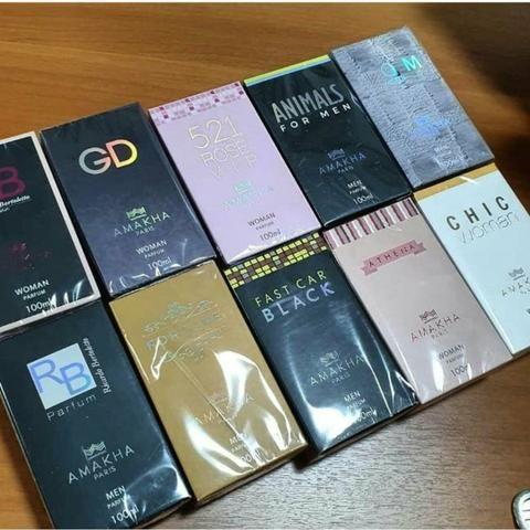 Perfumaria e cosméticos Amakha paris