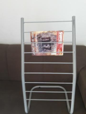 Porta revistas/jornais
