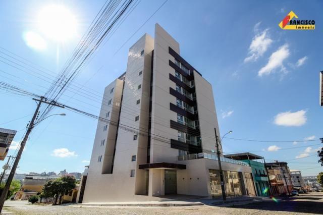 Apartamento para aluguel, 3 quartos, 2 vagas, Planalto - Divinópolis/MG - Foto 2