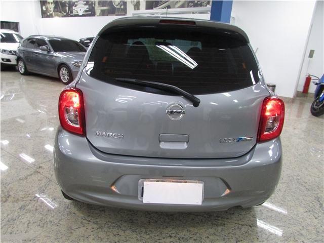 Nissan March 1.6 sv 16v flex 4p xtronic - Foto 4