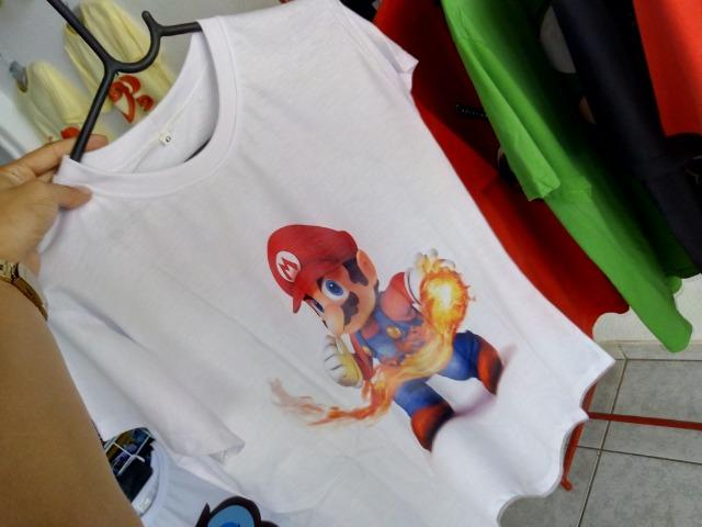 Blusas personalizadas em Fortaleza