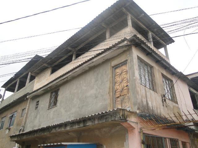 Casa Duplex na vila santo antonio perto do rede economia